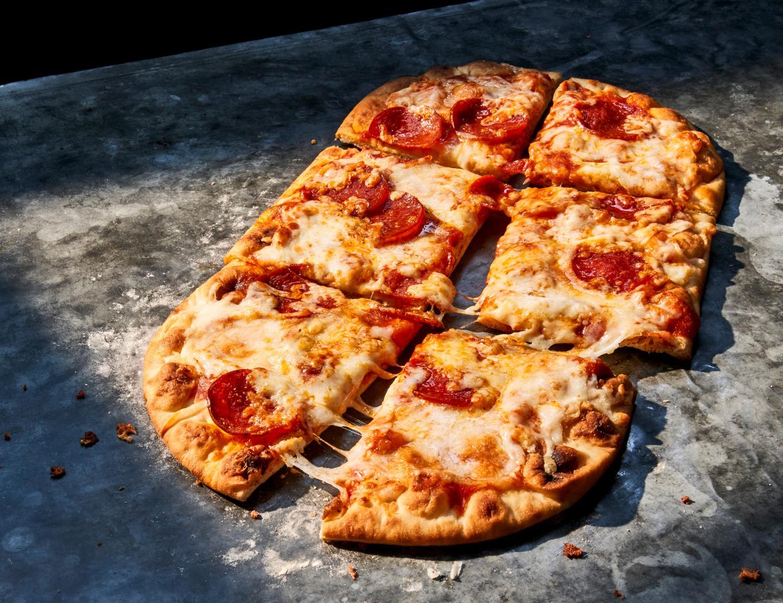 Panera flatbread pizza